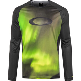 Oakley MTB LS Tech Tee Herre aurora borealis